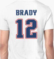 Tom Brady #12_Away T-Shirt