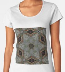 techmutatovolution - digital tracings Women's Premium T-Shirt