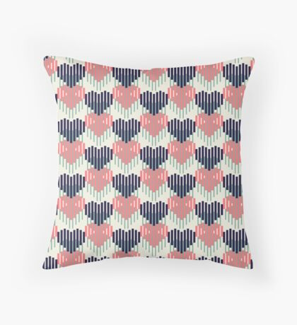 Give me some love Throw Pillow