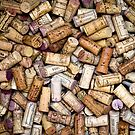 Fine Wine Corks by illustrateme