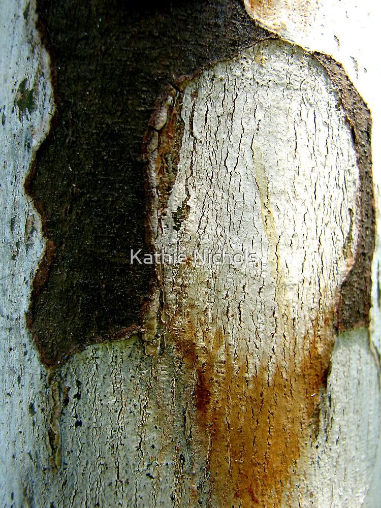 Looking away..... by Kathie Nichols