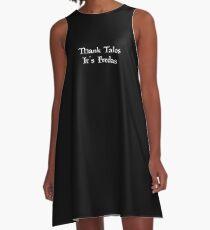 Thank Talos it's Fredas A-Line Dress