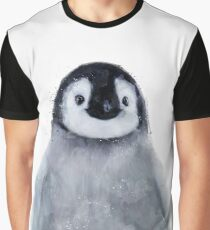Little Penguin Graphic T-Shirt