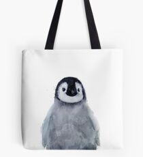 Kleiner Pinguin Tote Bag