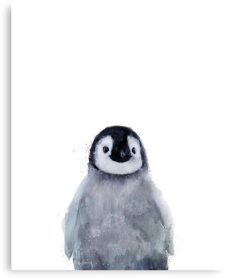 Little Penguin by Amy Hamilton