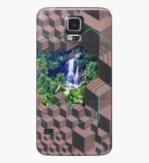 Funda/vinilo para Samsung Galaxy Sacred Tapestry [vaporwave]