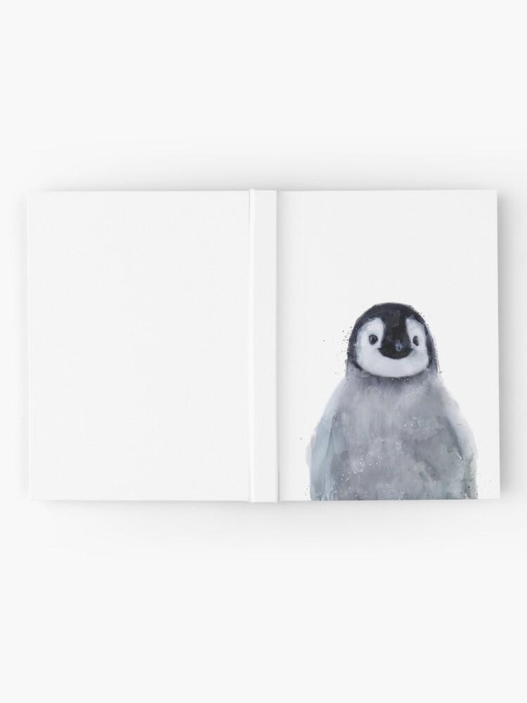 Vista alternativa de Cuaderno de tapa dura Pequeño pinguino