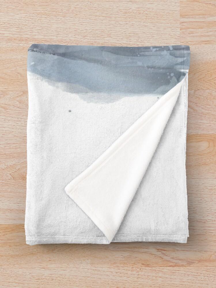 Alternate view of Little Penguin Throw Blanket