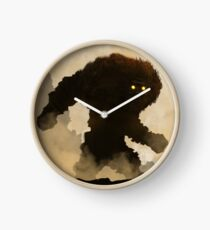 Shadow Of The Colossus Clock Clock