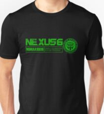 Blade Runner Nexus 6 Unisex T-Shirt