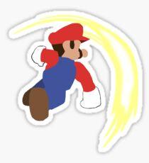 Mario Spike Sticker
