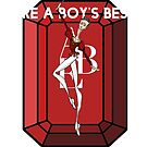 Rubies are a Boy's Best Friend by balleteducation