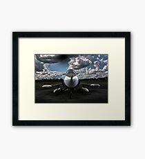 starfighter Framed Print