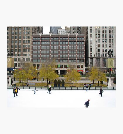 City Life! Photographic Print