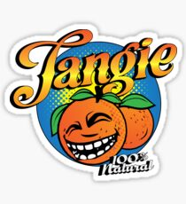 Tangie Sticker
