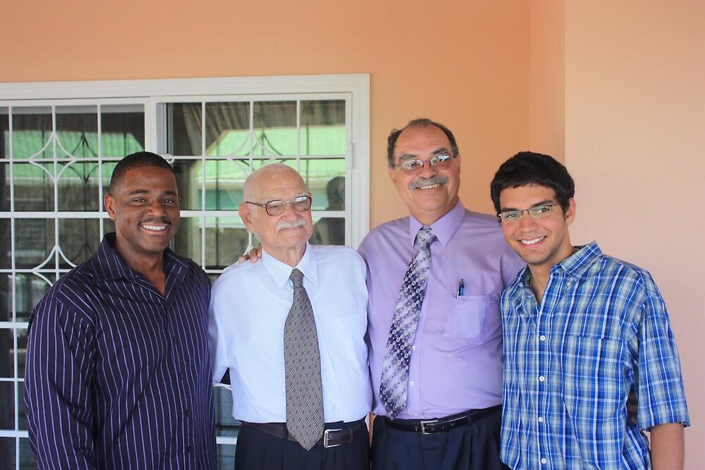 three generations by james veira