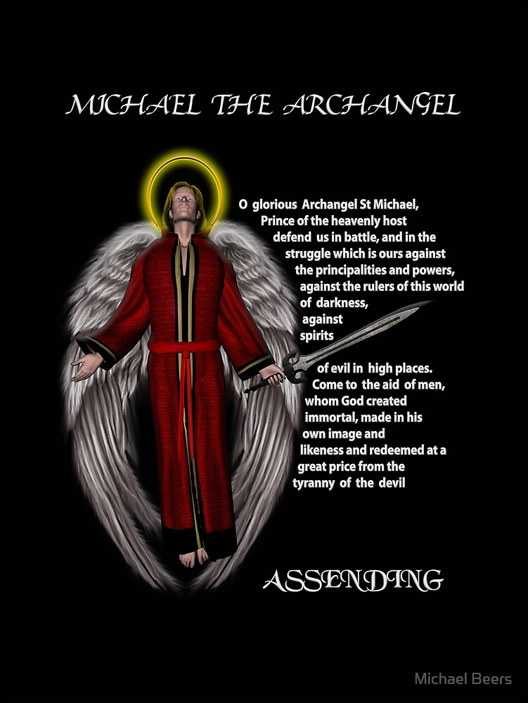 MICHAEL THE ARCHANGEL by Michael Beers