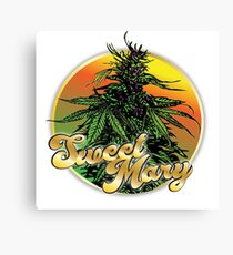 Sweet Mary  Canvas Print