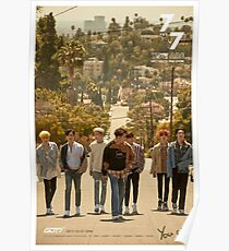 GOT7 (갓세븐) 7 for 7 Poster