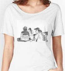 Hastings July Women's Relaxed Fit T-Shirt