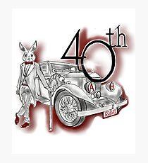 Limo 40 Photographic Print
