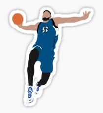 Karl-Anthony Towns Dunk Sticker