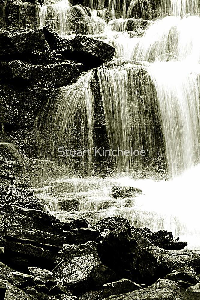 waterfall1 by Stuart Kincheloe