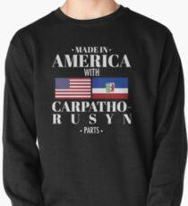Carpatho-Rusyn-Américain Sweatshirt