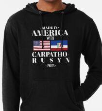 Carpatho-Rusyn-Amerikaner Leichter Hoodie