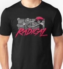 Camiseta unisex Radical Edward