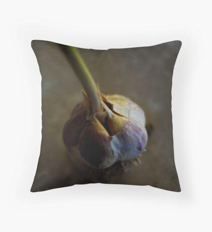 Steve the Gardener Throw Pillow