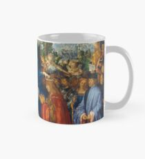 Feast of Rose Garlands by Albrecht Durer Mug