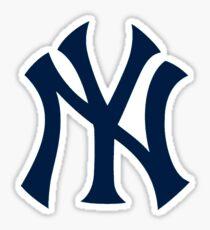 Yankees!  Sticker