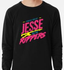 Jesse und die Ripper: Forever Tour 89 ' Leichtes Sweatshirt