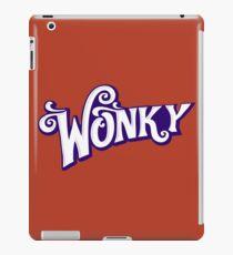 Chocolate Tastes Funny iPad Case/Skin