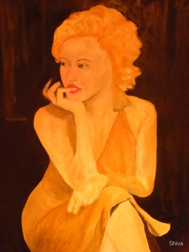 Marilyn Monroe by Shiva