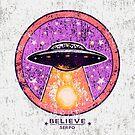 UFO SERPO by Derek  Guidry