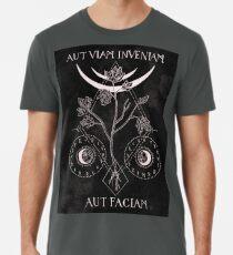 Aut Viam Inveniam Aut Faciam Premium T-Shirt