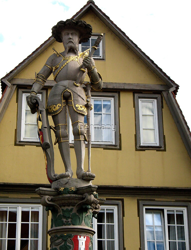 Statue  by Germany