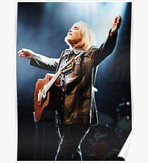 tom petty 2017 RIP gembira Poster