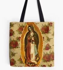 Mexikanische Jungfrau Maria von Guadalupe Catholic Religious Christian Tote Bag