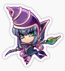 Chibi Dark Magician - Yu-Gi-Oh! Sticker