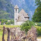 Theth Albania - Church - Shkoder by Igli Martini Kocibelli