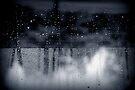 Regen abstrakt von Marianna Tankelevich