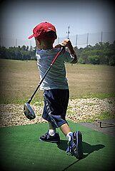 Golf Pro In Training by kimmylyn