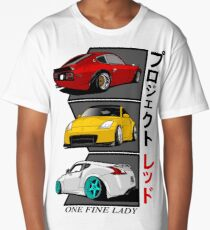 One Fine Lady Long T-Shirt