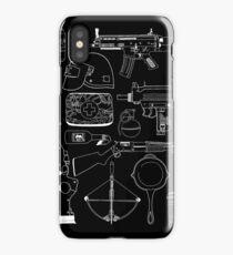 Playerunknown's Battlegrounds The Arsenal - PUBG White iPhone Case