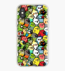Everybirdy Pattern iPhone Case