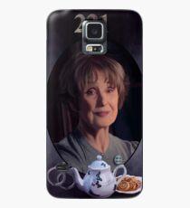 Mrs. Hudson Case/Skin for Samsung Galaxy
