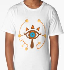 Sheikah Glow Long T-Shirt